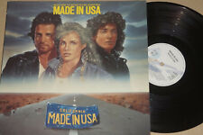 Made In USA - (John Hiatt, Sonic Youth...) LP Soundtrack OST