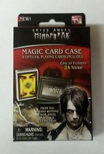Criss Angel MindFreak Magic Card Case with Official Playing Cards Mind Freak