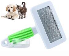 Spazzole pettini per cani gatti Spazzola per cani e gatti per pelo lungo e corto