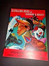 1951 programm RINGLING BROS BARNUM & BAILEY CIRCUS cirque circo programme