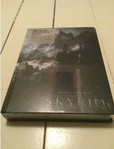 Official Strategy Guide The Elder Scrolls Skyrim Hardback Second Edition NEW