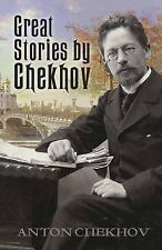 Great Stories by Chekhov (Dover Books on Literature and Drama)