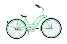 "Micargi 26"" Tahiti Lady beach cruiser bicycle bike Mint Green"