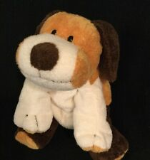Larger ~ 11 Inch MWMT ~ Stuffed Plush Toy Ty Pluffies ~ WHIFFER the Dog