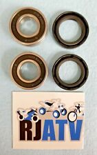 Suzuki LT-F250 Ozark 2002-2003 Front Wheel Bearings And Seals Kit