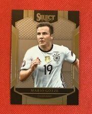 New listing Mario Gotze 2016-17 Panini Select Soccer #22 Germany FREE SH