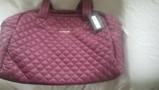 NWT MZ Wallace Large Crossbody Quilted Nylon Travel Bag