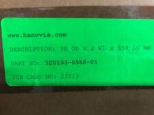 Hanovia 320193-0558-01 UV Lamp Tube Photon Pure Quartz Sleeve