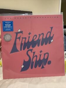THE PHOENIX FOUNDATION * FRIEND SHIP * DINKED EDITION #65 - One Of Only 500