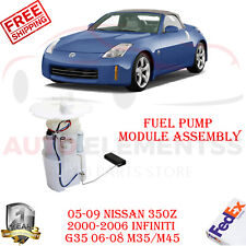 Fuel Pump Module Assembly For 2006-2011 Infiniti G35 M45 M35 Nissan 350Z