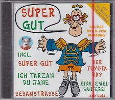 New Sealed CD Super Gut MO-DO XXL Euro Dance House Club Music Germany