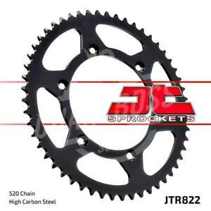 JT Sprockets 520 Rear Sprocket Steel 45 Teeth Black JTR822.45