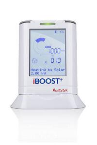 Solar iBoost+ Buddy - Optional Display & Remote Control for Solar iBoost +