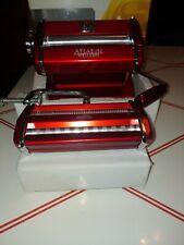Marcato Atlas 150 Wellness Pasta Machine Deluxe,Red/New