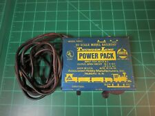 AHM #70002 HO Scale Thunder Line Variable DC & Constant AC Power Pack