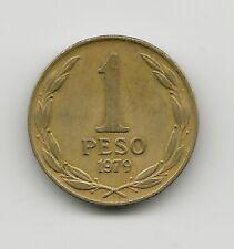 World Coins - Chile 1 Peso 1979 Coin KM# 208a