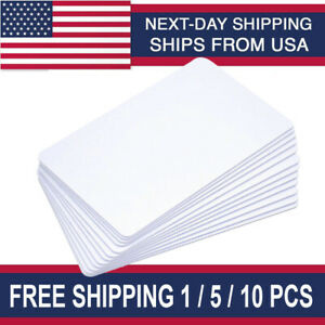 Standard Cards NTAG215 NFC Tags Blank RFID PVC Waterpoof TagMo Amiibo Android