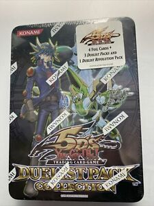 Yu-Gi-Oh 5D's 2011 Collector Tin Duelist Pack Collector Tin [Sealed]