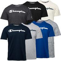 Champion Crewneck Shirt Men Herren Freizeit Short Sleeve Tee T-Shirt 213481