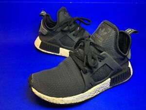 Adidas NMD_XR1 Boost Black Trainers Running Shoes UK Size 7