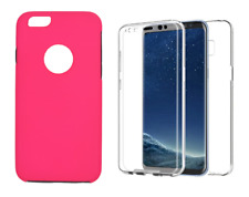 "PT Funda Carcasa Doble 360º Delantera + Trasera Para Iphone 6 6G 6S 4.7"""