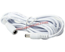 12V 10ft Power Supply Adapter Extension Cord f/ Foscam IP Camera FI9928P FI9900P