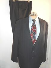 Mens CAMBRIDGE COLLECTION Suit Size 42R 37 x 32  CAREER / DRESSY EUC