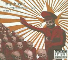 LIMP BIZKIT - THE UNQUESTIONABLE TRUTH PART 1 [PA] [DIGIPAK] USED - VERY GOOD CD