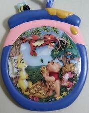 Winnie The Pooh Ornament Tigger Piglet Rabbit Tiggers Tale Bradford Ed Mint Cond