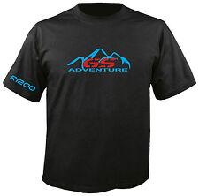 T-shirt per conducente BMW r1200gs ADVENTURE R 1200 GS/Gr: M - 3xl/#055
