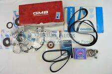 TOYOTA TUNDRA 4.7L COMPLETE TIMING BELT WATER PUMP KIT (GMB, Dayco & Stone)