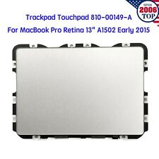 """Nuevo Trackpad Touchpad 810-00149-A Para 13"""" Macbook Pro A1502 Early 2015 MF839"""
