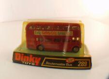Dinky Toys Gb n°289 Routemaster bus ESSO neuf en boîte MIB