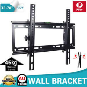 TV Wall Mount Bracket Full Motion Swivel LCD LED 32 42 43 47 48 49 50 55 60 70