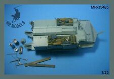 1/35th MR Models French Schneider CA 16 stowage and accessories  ( Hobby Boss )