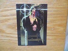 CREATORS UNIVERSE HELLSHOCK REDEMPTION CARD SIGNED CREATOR JAE LEE ART,WITH POA