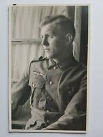 Altes Bild - Postkarten-Bild - Soldat - Uniform - 2. Weltkrieg / 2. WK