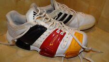 Adidas Stabil Sportschuhe gr.40 Hallenschuhe Rot Schwarz Gelb
