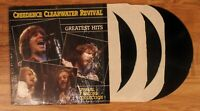 Creedence Clearwater Revival: Greatest Hits (3 LP Set) best of vinyl record CCR