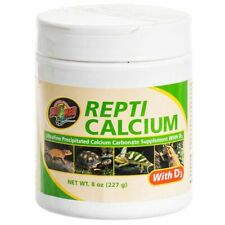 LM Zoo Med Repti Calcium With D3 8 oz