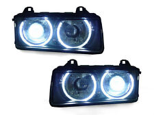 DEPO BMW E36 UHP LED Halo Angel Eyes HID Xenon Euro ZKW Style Headlights CCFL