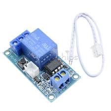 12V 1-Channel Latching Relay Module with Touch Bistable Switch MCU Control
