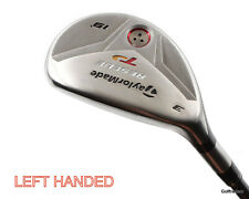 Taylormade Rescue TP 3 Hybrid 19º Graphite Stiff Left Handed New Grip G2286