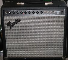 Fender Princeton 112 Plus Guitar Amp,65 Watts,Reverb.Effects loop,Great cleans!