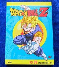 Dragon Ball Z Box 09 Episoden 251 - 276, DVD Season Staffel