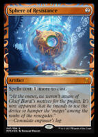 Sphere of Resistance - Foil x1 Magic the Gathering 1x Kaladesh Inventions mtg ca