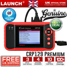 UPGRADED! UNIVERSAL! LAUNCH X431 PRO OBD2 Diagnostic Scanner Tool Service Reset