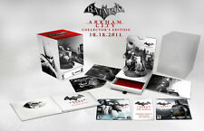 Batman: Arkham City -- Collector's Edition  (Xbox 360, 2011)