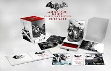 Batman: Arkham City -- Collector's Edition  (Xbox 360, 2011)