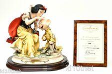 Giuseppe Armani -Disney Snow White & Dopey - Limited Ed